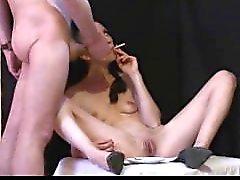 Feticcio di 120 fumatori Facefuck ed Eva lisci portfolio Curve caldo mamma di Sylvia Chrystall