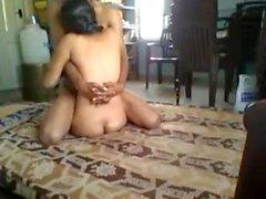 Bangladesh La ragazza del banco scopare