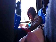 Otobüste 11 yanıp sönüyor