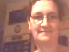 52 Jahre niederländische Großmutter gif gread Webcam zeigen