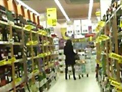 Dildospiele im Supermarkt ( deutsch )