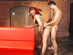Argentinian tgirl and stud