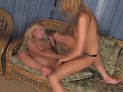 Blondes Have WAY More Fun! Part 2 of 4. Two Sweet Blondes.