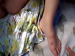 Pintainho japonês grávida fodido por Hobos