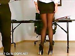 Secrétariat pantyhose exposés
