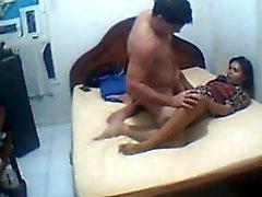 desi Bangali tyttöystävä porattu kovaa