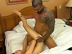Twink sex Brazilian power-fucker Alexsander Freitas makes th