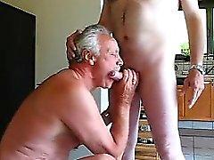 Oldman chupar