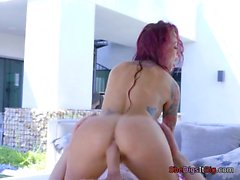Sexy Babe Monique Alexander Gets Hardcore Drilling