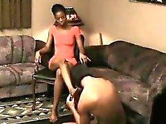 Черное дерево Ноги Почитание Через А раба