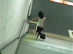 Juonut Businesswoman Forced Suihinotto Train - File 1.