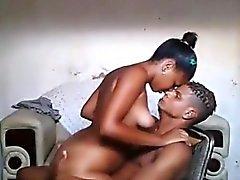 Африканский Teenagers домодельная Sextape
