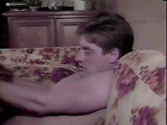 Aja ja Jon Dough Robin Lee vintage sukupuolen elokuva