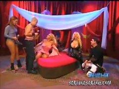 Сабрины Sabrok Секс ТВ-шоу, беседы Rockstar , Порно Звезды , Shemales , знаменитости