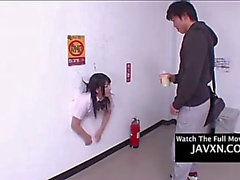 Oriental legal age teenager acquires stuck and drilled hd.threatening jav