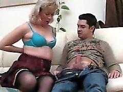 Fumadores Mujer madura que de Tener Relaciones Sexuales