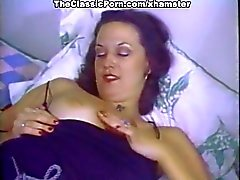 King Paul, Samantha Fox in vintage xxx movie