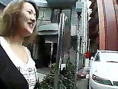 Aasian nainen sukupuoleen , joka on homemade