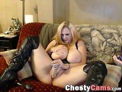 Heiße Webcam babes Cumming hart für dich live auf Webcam