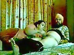 pandžabi Sikhiläisyys jossa Aunty