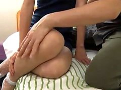 Asiatique Japonaise poilue humide Creampie Baise