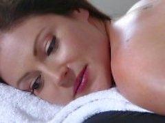 Sensual Massage mit Fick bis zum Ende