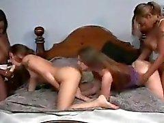 Interracial orgy - Sierra Kitten Sabrina Jayde Brandi
