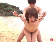 Die japanischen Mädchen sind berühmt für ihre Schüchternheit. Heute sind wir