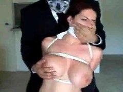 Euro Lezbiyen BDSM Fetiş Kölesi