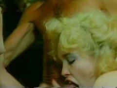 Vanessa del Rio John Leslie Gloria Leonard im klassischen Pornoclip