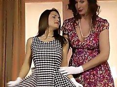 Первоклассные британская короткошерстная лесбийские аппликатуру мокрые киски