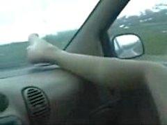 Måste se för hur mitt kränka hustrun gör när bil . Hemmagjord