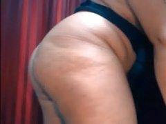 erotischen Amateur indischen dickes Mädchen zeigt ihren behaarte Muschi