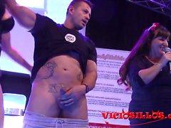 Tappersex Eroticsensual против Даниэла Эванса у Arcangel FEDA17