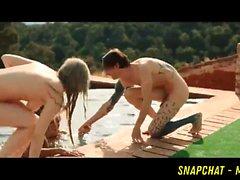 Dulce Sabor Foursome BBC SU Snapchat - MIAXXSE