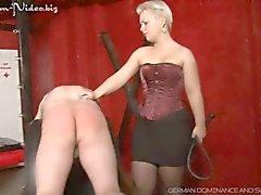 Lady Susan gerçekten zor onu köle alır ( Outtake )