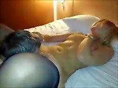 Filmar a su esposa para comer al orgasmo