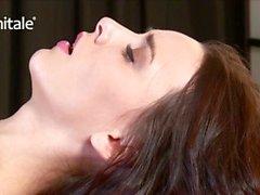 Yonitale: Milena Devi leckt dünn Olivia Y. P 2