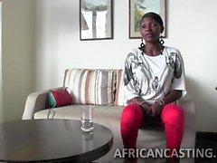 Африканский милашка любит верховой петух