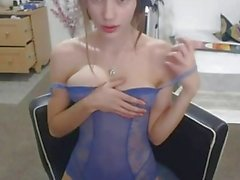 Miss Алисе синего