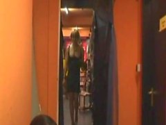 Crossdresssers orgy in a sex shop (give me the adress)