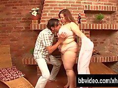 Große Brüste Dicke Frauen Deutsch Hure essen Schwanz