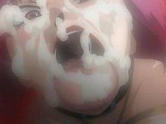 Oboro, Asagi, Sakura. (Ninja Mädchen Cumming)