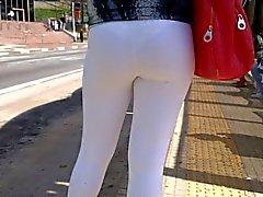 sdruws2 - йога штаны видеть сквозь на остановке