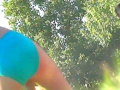 Imponente del Del culo Volleyball Bikini