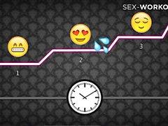 Erotische Analmassage
