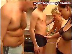 Ryska Swinger orgie Sex