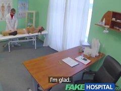 doktorlar tarafından tedavi FakeHospital Buhran bluesdur yakıtlı musluğunu stamina