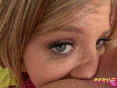 PervCity анального подросток Целомудрие Линн любит жопу в рот