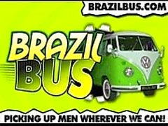 BrazilBus один - Виктору у Bruno